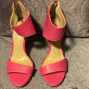 Women's heels size 8.5